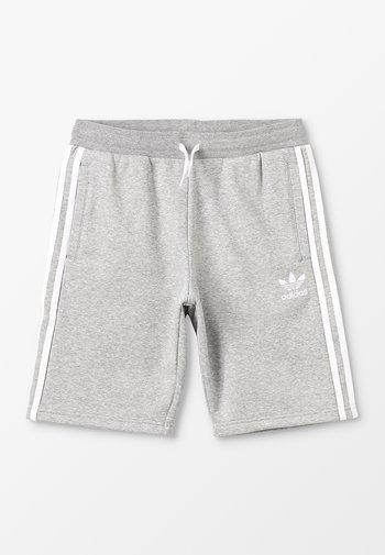 Shortsit - medium grey heather/white