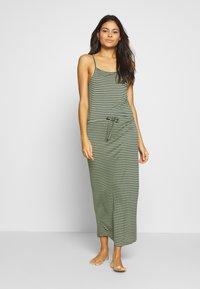 Brunotti - EMMA WOMEN DRESS - Doplňky na pláž - sage green - 1