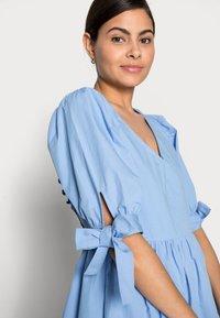 Love Copenhagen - WIGGA DRESS - Day dress - bel air blue - 3