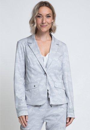 Blazer - silver grey
