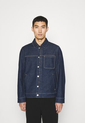 JACKET - Giacca di jeans - indigo