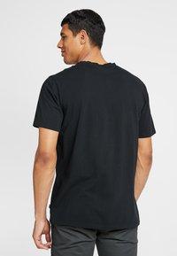 Scotch & Soda - CREW NECK TEE - Basic T-shirt - black - 2