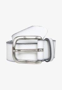 Vanzetti - Belt business - weiß - 1