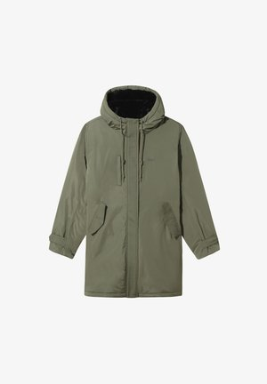 WM SHELBY PARKA JACKET MTE - Parka - grape leaf