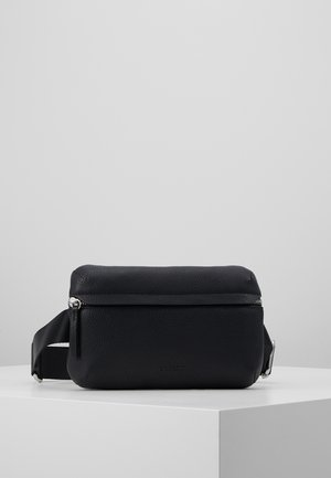 BUM BAG - Across body bag - black
