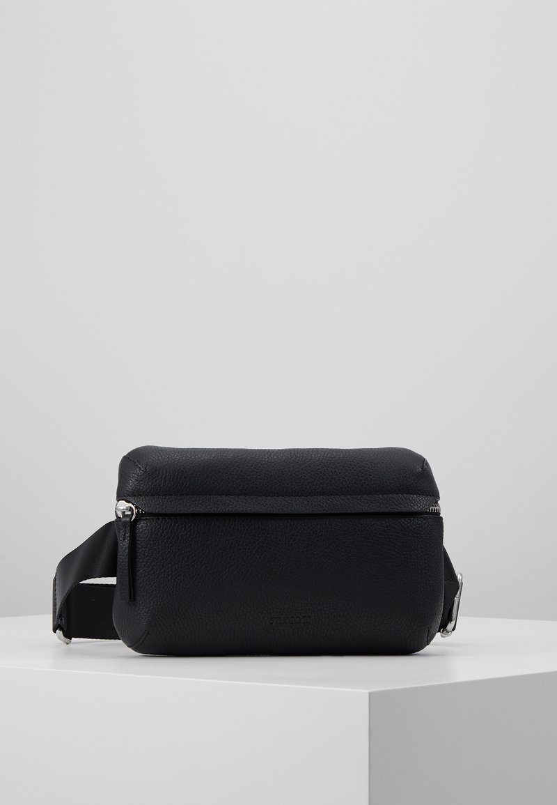 STUDIO ID - BUM BAG - Across body bag - black