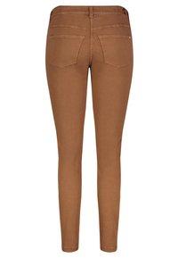 MAC Jeans - Jeans Skinny Fit - bison brown - 1