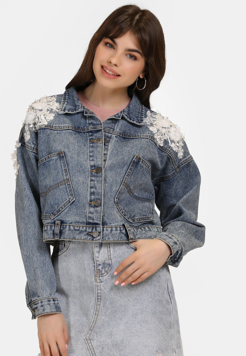 myMo - Denim jacket - blue