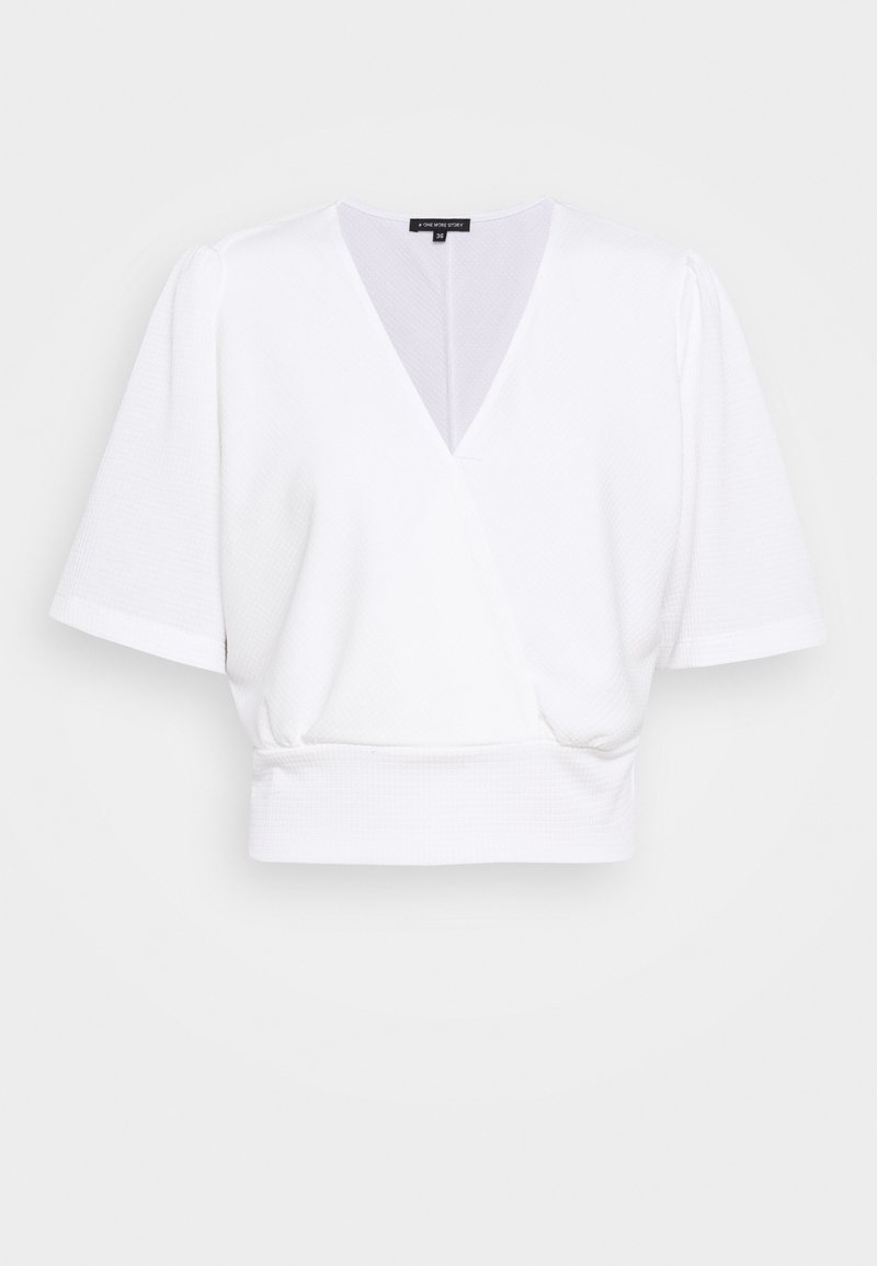 one more story - Blouse - white