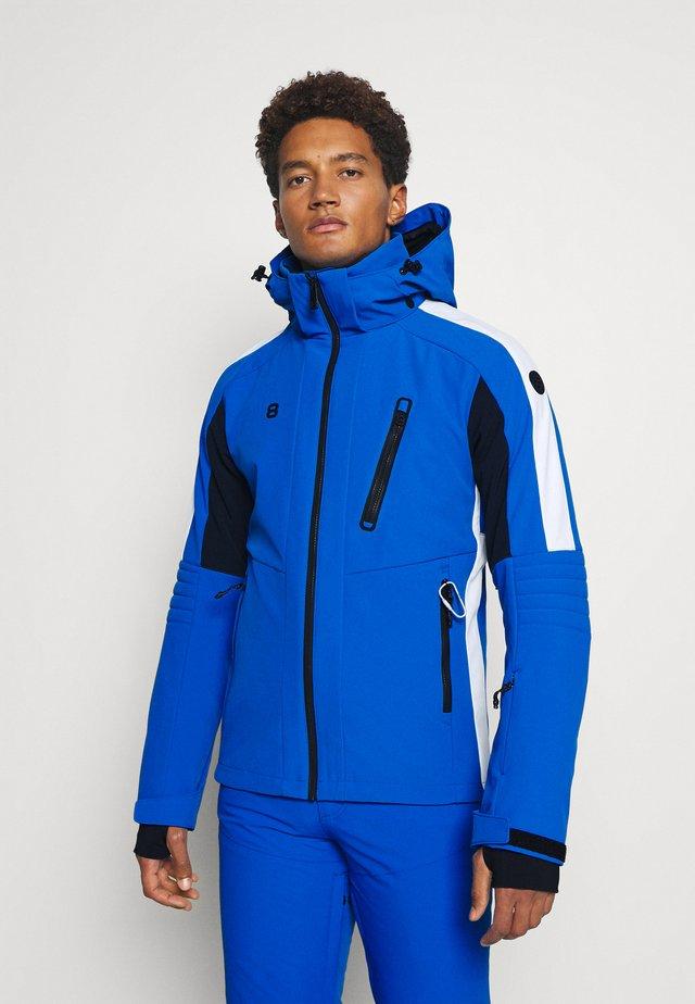 LOIS JACKET - Lyžařská bunda - blue