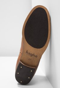 HUB - KIM - Ankle Boot - cognac - 6