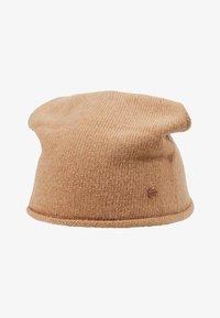 Esprit - BEANIE - Bonnet - camel - 3