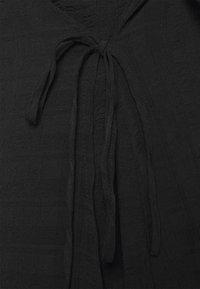Love Copenhagen - LCRIVA WRAP DRESS - Day dress - pitch black - 2