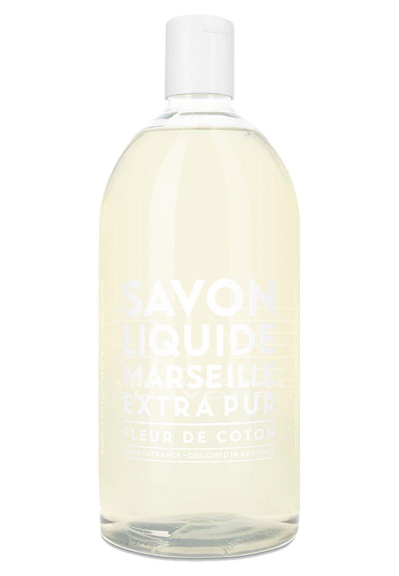 Compagnie de Provence - LIQUID MARSEILLE SOAP REFILL - Sapone liquido - cotton flower