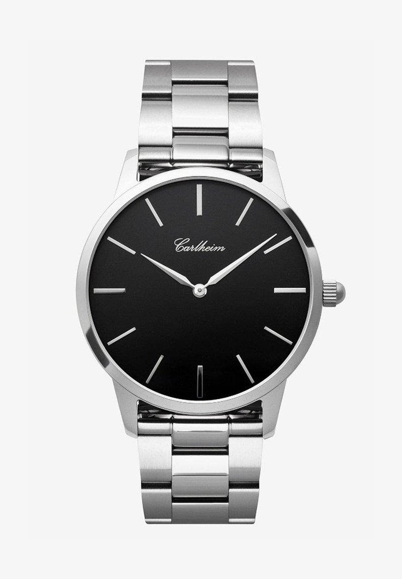 Carlheim - FREDERIK V 40MM - Montre - silver-black