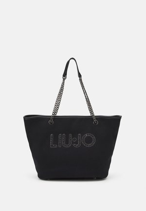 XL TOTE - Shoppingveske - nero