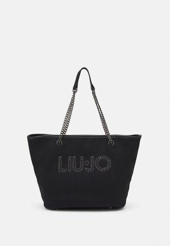 XL TOTE - Tote bag - nero