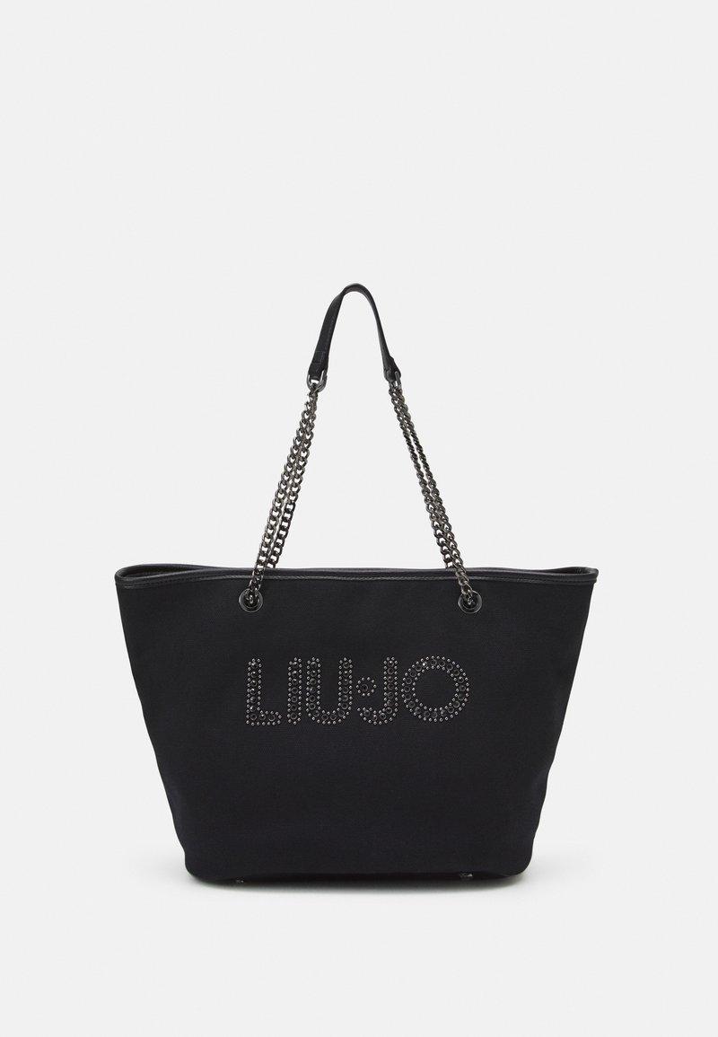 LIU JO - XL TOTE - Shopper - nero