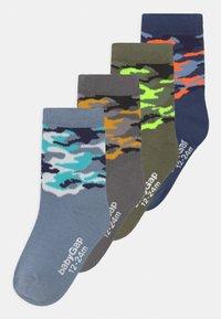 GAP - TODDLER 4 PACK UNISEX  - Socks - multi-coloured - 0
