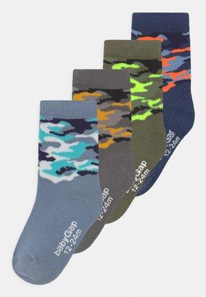 TODDLER 4 PACK UNISEX  - Socks - multi-coloured