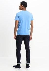 GANT - THE ORIGINAL - T-shirt basic - pacific blue - 2