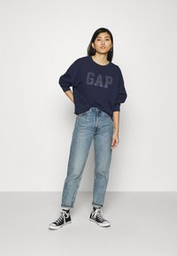 GAP - SHINE - Sudadera - navy uniform - 1