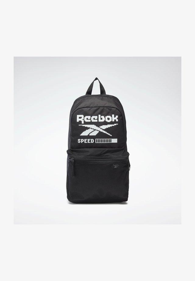 BACKPACK LUNCH SET - Rugzak - black