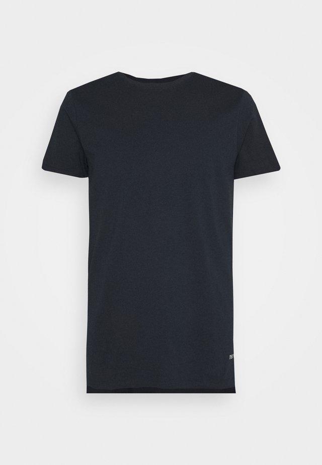 JESSE TEE - T-Shirt basic - navy