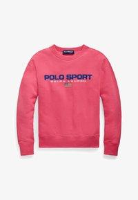 SEASONAL - Felpa - blaze knockout pink