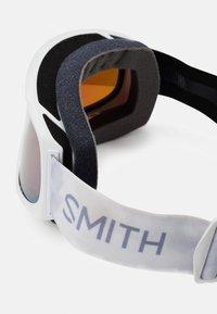 Smith Optics - RIOT UNISEX - Laskettelulasit - everyday violet/mirror yellow - 3