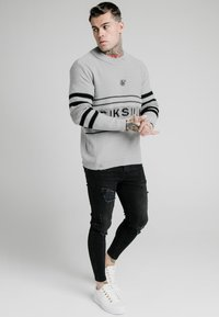 SIKSILK - Jumper - grey - 1