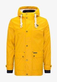 Schmuddelwedda - Parka - mustard yellow - 4