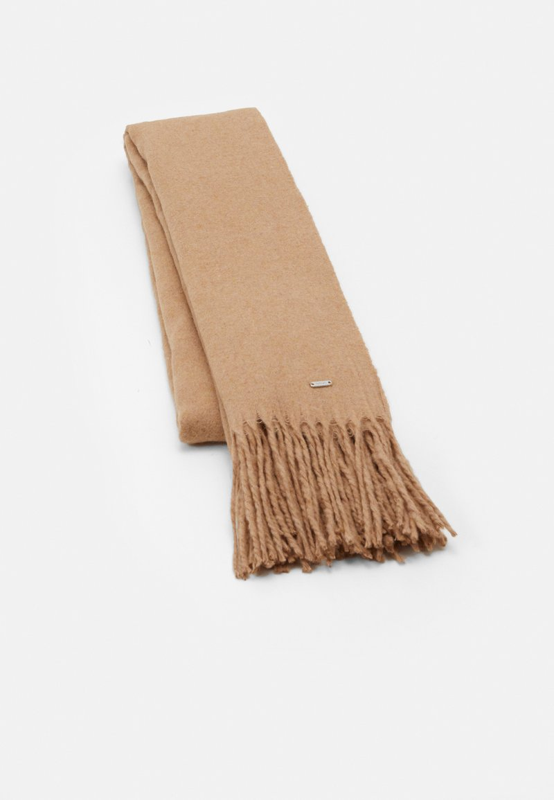 Opus - ANELL SCARF - Scarf - creamy camel