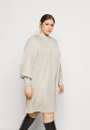 PCDALILAH DRESS - Day dress - fog