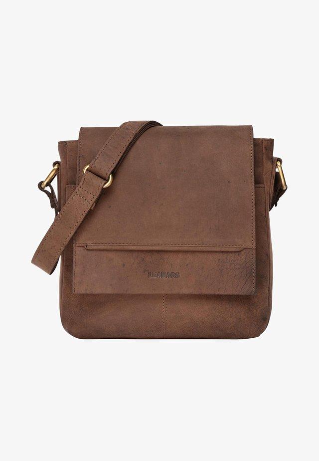WASHINGTON - Across body bag - brown