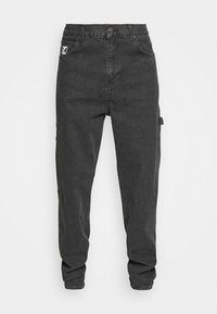 Karl Kani - RINSE PANTS - Relaxed fit jeans - grey/washed charcoal - 3
