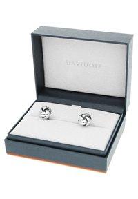 DAVIDOFF - Cufflinks - silver-coloured - 2