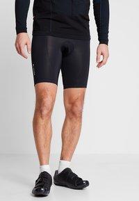 Vaude - ME ACTIVE PANTS - Shorts - black uni - 0