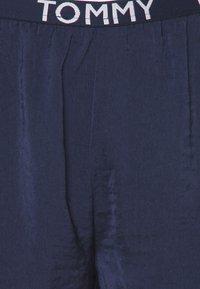 Tommy Hilfiger - SHORT - Pyjama bottoms - blue - 2