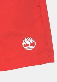 Timberland - SWIM - Zwemshorts - red - 2