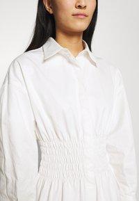 Mossman - THE SHADOW DRESS - Shirt dress - white - 6