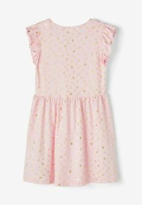 Name it - Jersey dress - orchid pink - 1
