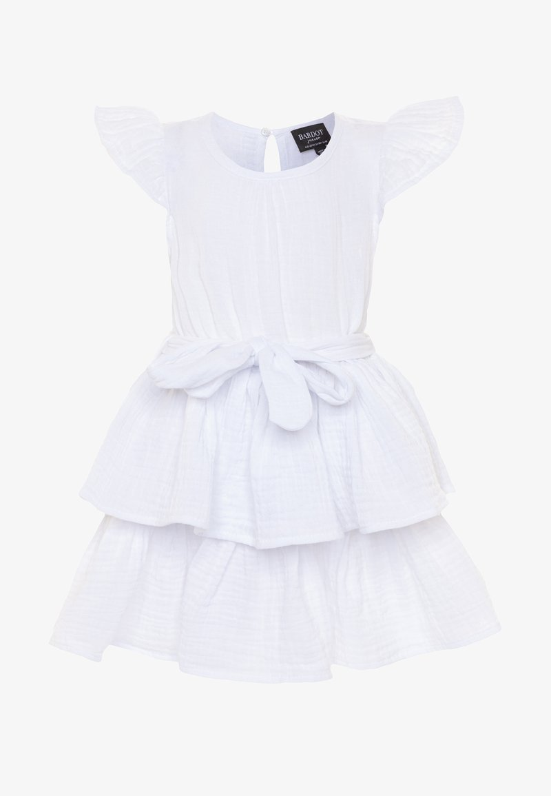 Bardot Junior - EDNA RUFFLE DRESS - Cocktail dress / Party dress - ivory