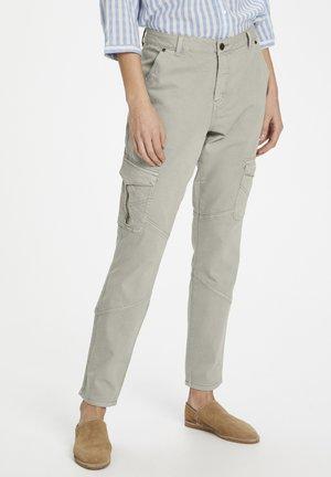 CUABIR  - Pantalones - dove