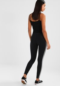 adidas Originals - ADICOLOR 3 STRIPES TIGHTS - Leggings - black - 3