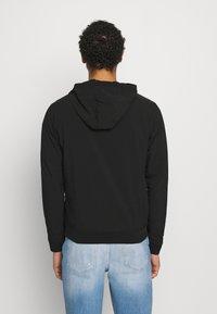 K-Way - RAINER FUNCTION UNISEX - Summer jacket - black pure - 2