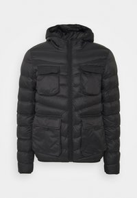 Brave Soul - GREENWOOD - Light jacket - black - 3
