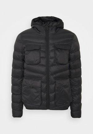 GREENWOOD - Lehká bunda - black