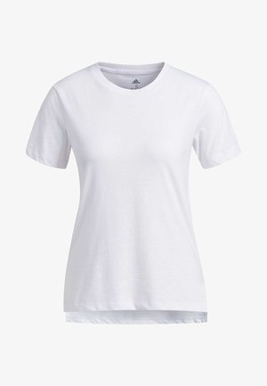 GO-TO T-SHIRT - T-shirt imprimé - white