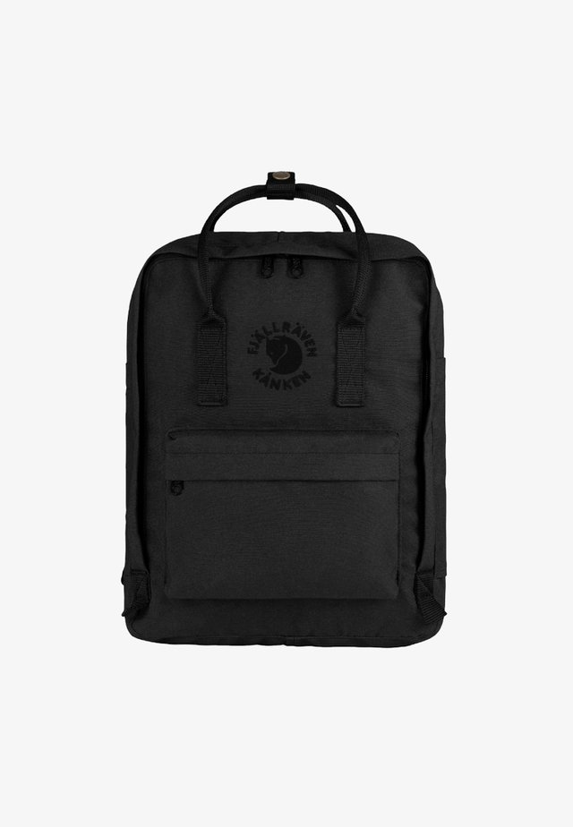 RE-KÅNKEN - Rucksack - black